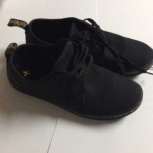 Dr Martens canvas sneakers size 7